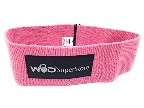 WODBand Pink (Medium-Under 120 - Hip Circle Pink