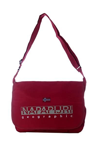 coupon codes united kingdom recognized brands NAPAPIJRI TRACOLLA BORSA MESSENGER OLD RED