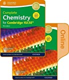 img - for Complete Chemistry for Cambridge IGCSE (R) Print and Online Student Book Pack book / textbook / text book