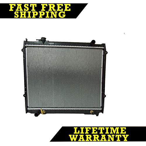 Sunbelt Radiators Inc. New Quality Replacement Radiator For Toyota Tacoma