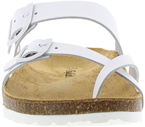 Sandals Savannah Nappa amp; Womens White Oak Hyde wqIaOWC