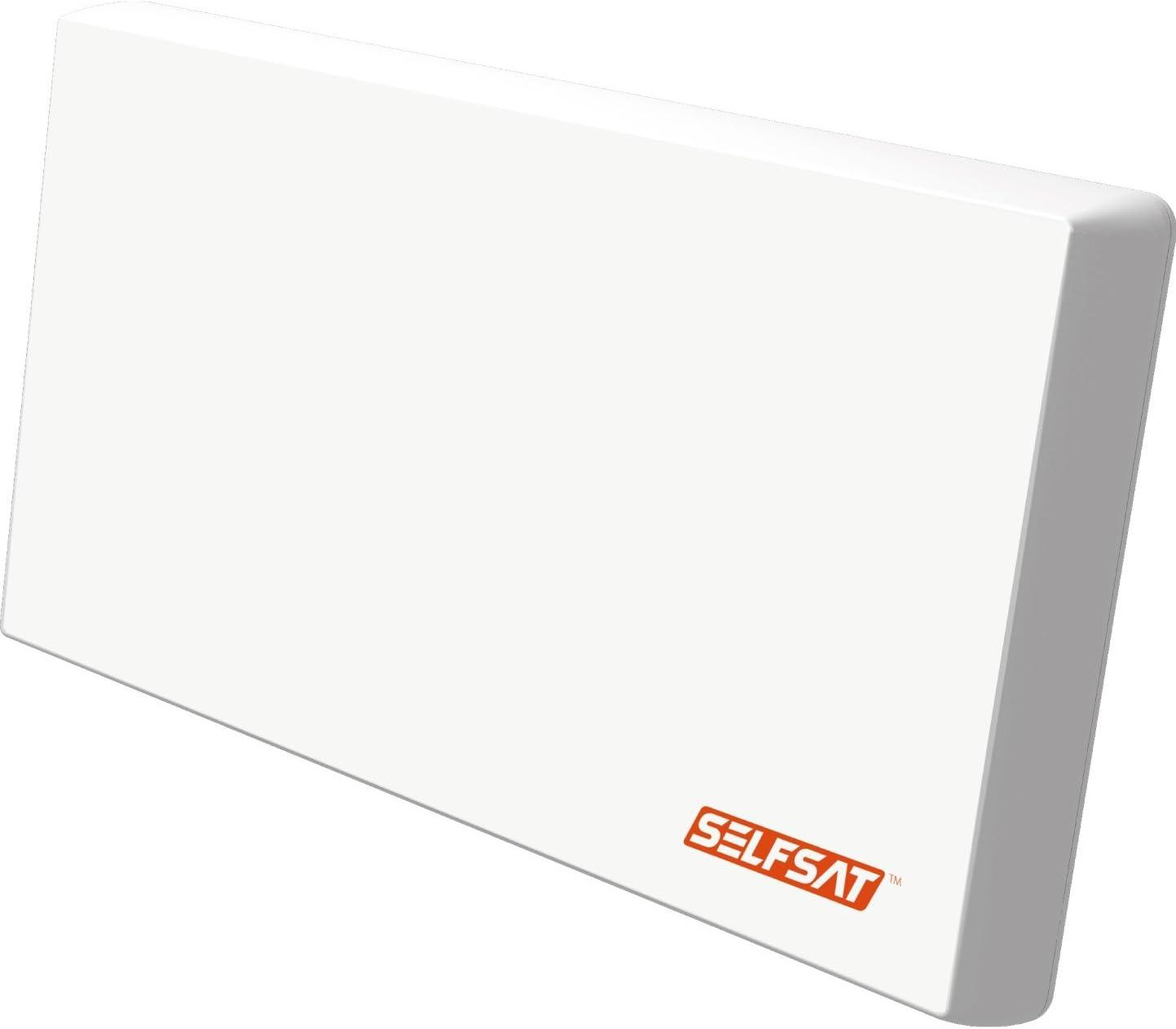 Selfsat H22dCSS+ Unicable 2 - Antena con 2 Salidas Legacy