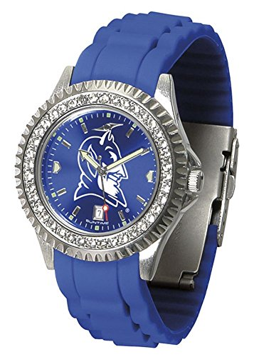 New - Ladies Duke Blue Devils-Sparkle Watch (Duke Watch Devils Blue Womens)