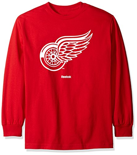 NHL-Mens-Jersey-Crest-Long-Sleeve-Tee