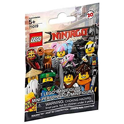 LEGO Ninjago Movie Minifigures Series 71019 - Shark Army General #1: Toys & Games