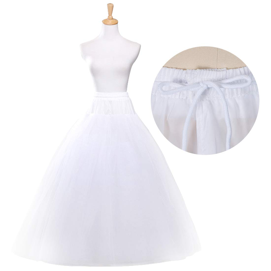 Victorian Lingerie – Underwear, Petticoat, Bloomers, Chemise Make you perfect Hoop Skirt Petticoat Skirt for Women Ball Gown Slip Crinoline Underskirt 5 Ruffles 4 Hoop¡­ $21.99 AT vintagedancer.com