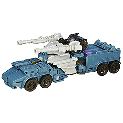 Transformers Generations Combiner Wars Voyager Class Onslaught Figure: Toys & Games