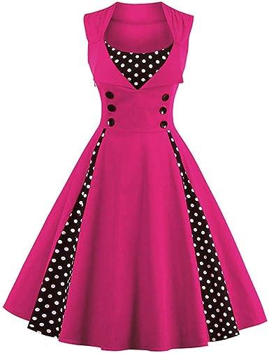 UK 6-26 Green Polkadot Dress Plus Size Bridesmaid 50s Vintage Retro Full Circle 1940s Tea Dress 1950s Style Swing Dress