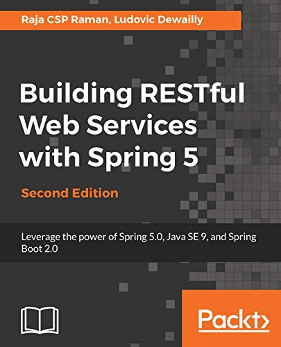 Building RESTful Web Services with Spring 5: Leverage the power of Spring 5.0, Java SE 9, and Spring Boot 2.0, 2nd Edition PDF
