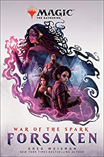Book Cover: War of the Spark: Forsaken