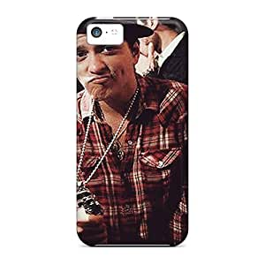 Personality customization Scratch-free Phone Case For Iphone 5c- Retail Packaging - Silly Mars At J-15 Cases