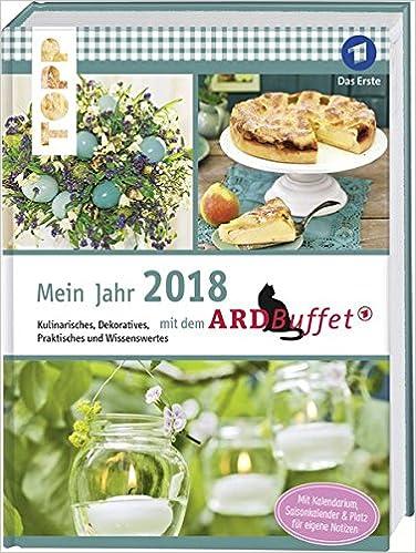 Mein Jahr 2018 Mit Dem Ard Buffet Kulinarisches