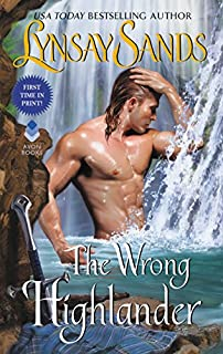 Book Cover: The Wrong Highlander: Highland Brides