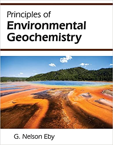 Principles of Environmental Geochemistry - Original PDF