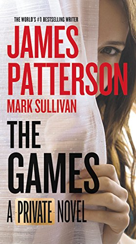 The Games (Private) (Crime Mystery Game)