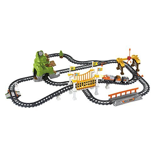 Fisher-Price EZ Play Railway Green Mountain Pass