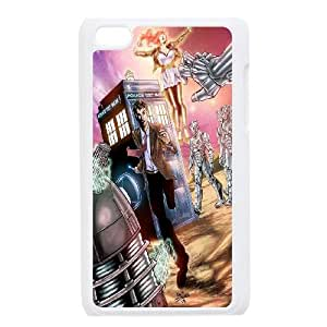 [bestdisigncase] FOR IPod Touch 4th -TV Series Doctor Who PHONE CASE 10