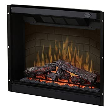 amazon com dimplex df3215 multi fire 32 inch plug in firebox black rh amazon com