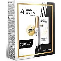 Long4Lashes FX5 Power Formula Wimpernserum 3ml + Pflegende Schwarz Mascara 10ml Gratis (by Oceanic)