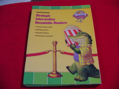 Strategic Intervention Decodable Readers Grade 2 Reading
