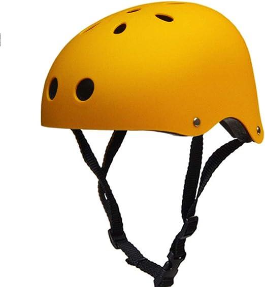 XRQ Casco Casco De ABS Casco Bici Niño Casco De Hombre Casco Al ...