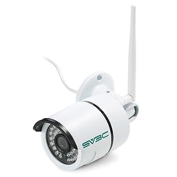 SV3CIP Cámara WIFI de Vigilancia inalámbrico 720P HD 1/4 pulgadas CMOS compatible con iOS