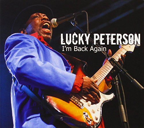 Lucky Peterson - Who