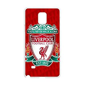 Samsung Galaxy Note 4 Cell Phone Case White Liverpool Logo as a gift V2103904