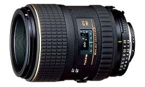 Tokina AT-X 100mm f/2.8 PRO D Macro Lens for Nikon Auto Focus Digital and Film Cameras - Fixed