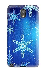 High Impact Dirt/shock Proof YY-ONE For Galaxy Note 3 (beautiful Beautiful Star For Christmas )
