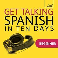 Get Talking Spanish in Ten Days