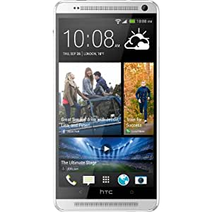 HTC One Max Silver Unlocked GSM Android Phone