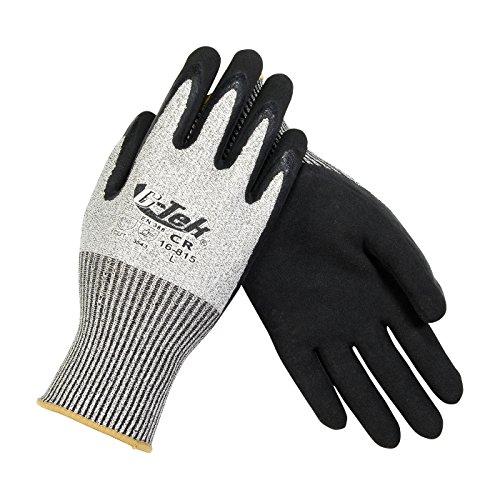 Protective G-Tek CR 16-815/XXL Seamless Knit HPPE/Glass G...