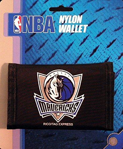 fan products of NBA Dallas Mavericks Nylon Trifold Wallet