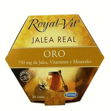 DIETISA JALEA REAL ROYAL VIT ORO (REGISAN) 20amp