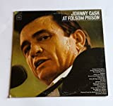 Johnny Cash at Folsom Prison 1968 CBS - CS 9639