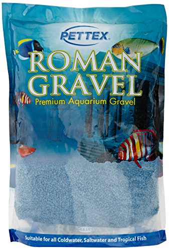 (Roman Gravel Med Blue Aquarium Gravel 2kg)