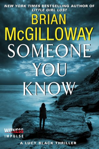 Someone You Know: A Lucy Black Thriller (Lucy Black Thrillers Book 2) cover