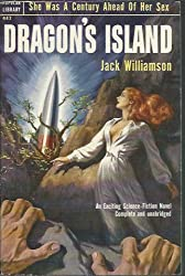 Dragon's Island by Jack Williamson fantasy book reviews