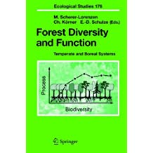 Forest Diversity and Function: Temperate and Boreal Systems