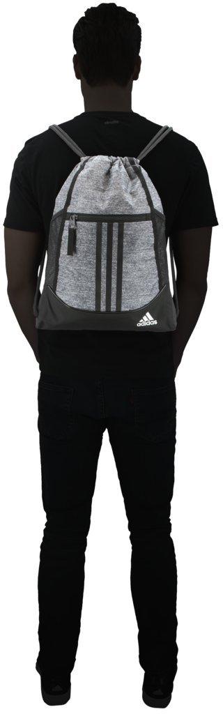 adidas Alliance II Sackpack by adidas (Image #4)