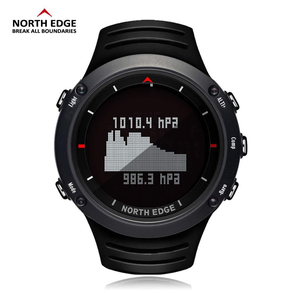 Msxx Rock Escalada Reloj de Buceo, un Reloj Deportivo Profesional diseñado para la Aventura al Aire Libre, Adecuado para una Variedad de Deportes de ...