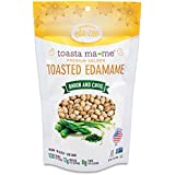 Cruncha ma-me Toasted Edamame Snacks, Onion/Chive, 3.5 Ounce (Pack of 6)