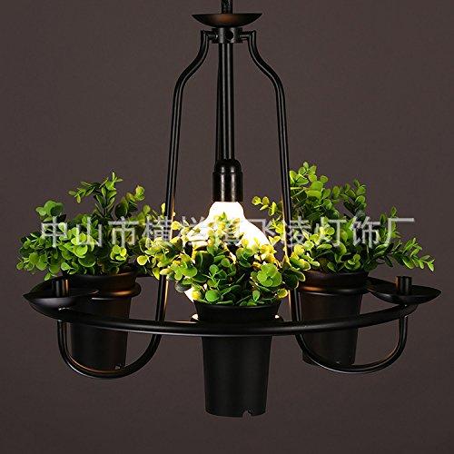 Pot Rack With Pendant Lights - 9