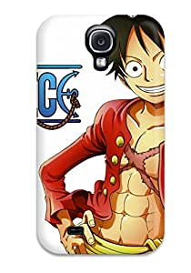 Special Skin Case Cover For Galaxy S4, Popular One Piece Cartoon Phone Case 4036286K12737006