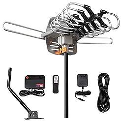 TV Antenna - Outdoor Amplified HDTV Ante...