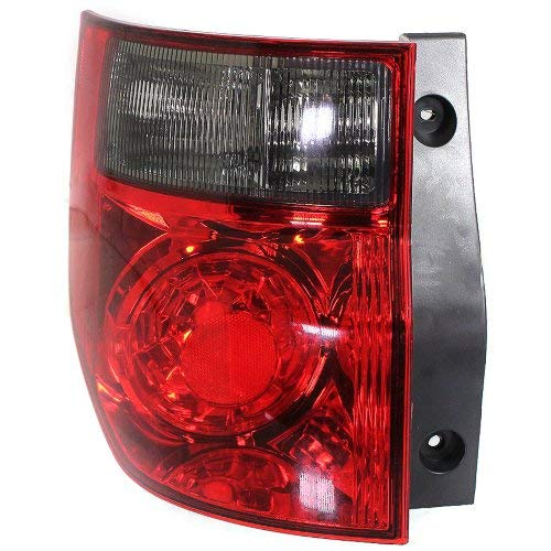 Garage-Pro Tail Light for HONDA ELEMENT 03-08 LH Lens and Housing