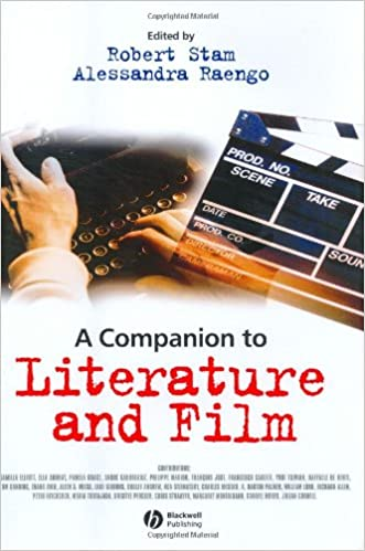 Read online A Companion to Literature and Film (Blackwell Companions in Cultural Studies) PDF, azw (Kindle)