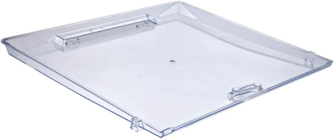 Schubladendeckel Abdeckung Deckel Ablageplatte Platte unten f/ür Schublade K/ühlschrank ORIGINAL Siemens Bosch 791260 00791260