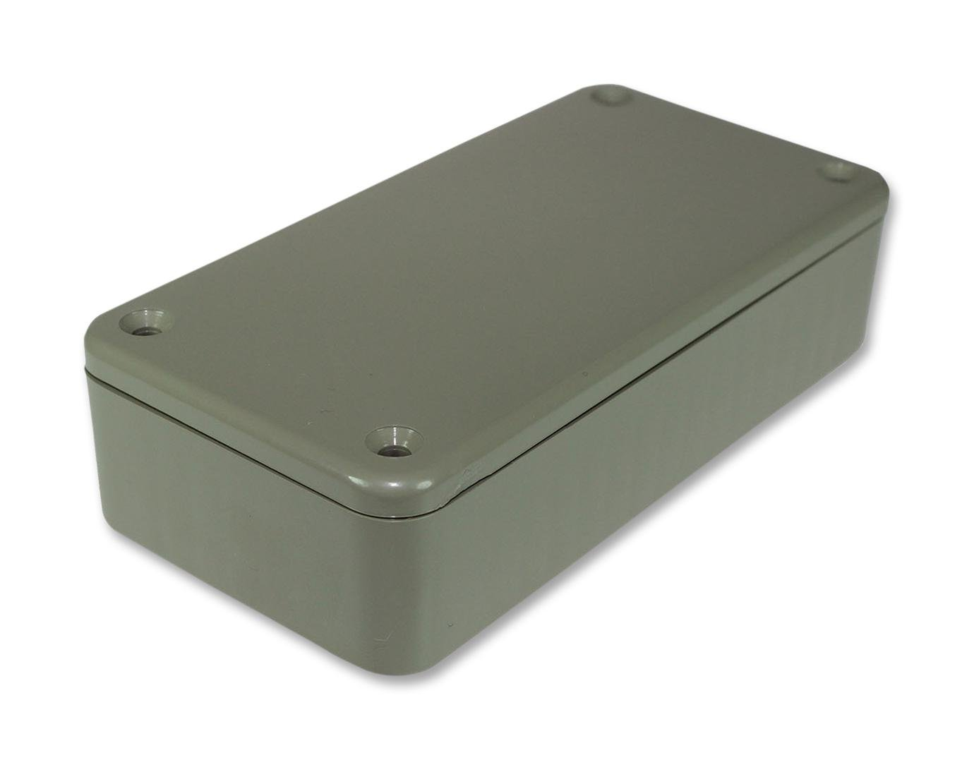 ABS Case Gray 100 x 50 x 25mm